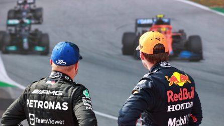 Formula 1, le immagini del Gran Premio d'Austria