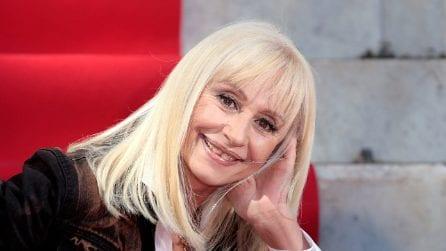 I beauty look più belli di Raffaella Carrà