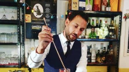 Le foto di Pierluigi Coppola, da attore a bartender