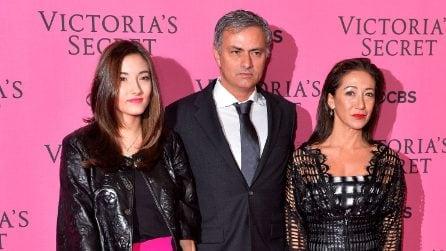 Le foto di Jose Mourinho e la sua famiglia
