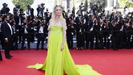 Le foto di Chiara Ferragni a Cannes 2021