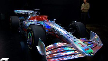 Le nuove macchine di F1 per il 2022