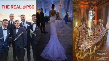 Il matrimonio di Marco Verratti: invitati e location