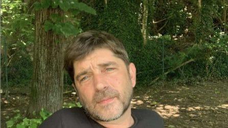 Le foto di Libero De Rienzo, attore partenopeo morto d'infarto a 44 anni