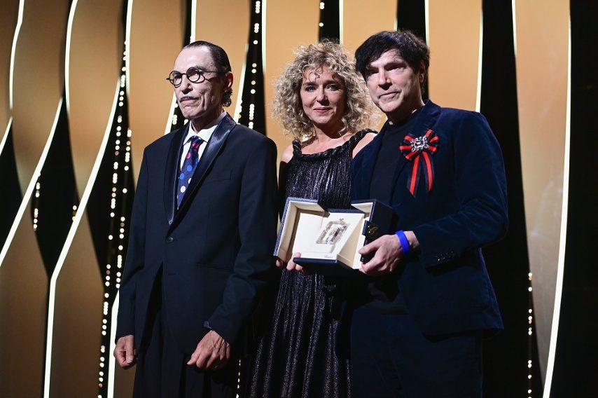 Premio al miglior regista:Leos Carax per Annette (ritirano il premio gli Sparks)