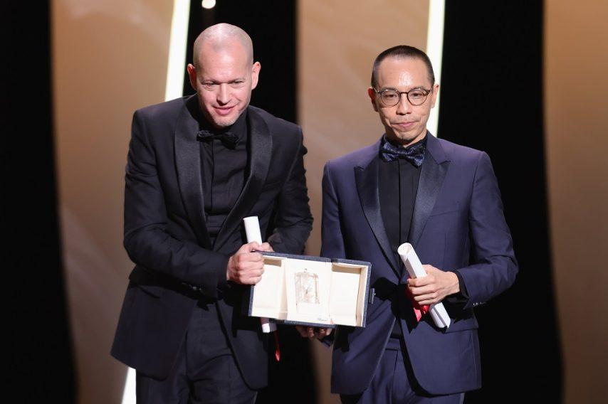 Premio della giuria: ex aequo Ha'berech di Nadav Lapid e Memoria di Apichatpong Weerasethakul