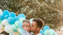 Le foto del compleanno di Leo, il figlio di Pierpaolo Pretelli e Ariadna Romero