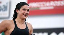 Benedetta Pilato, le foto più belle della nuotatrice olimpionica