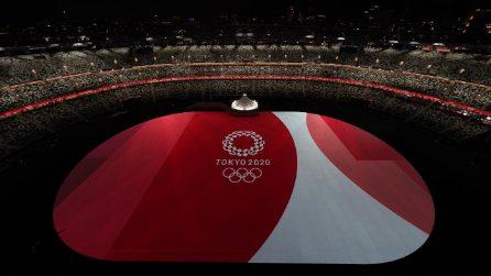 Tokyo 2020, la cerimonia d'apertura dei Giochi Olimpici in Giappone