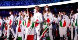 Le divise della nazionale italiana a Tokyo 2020