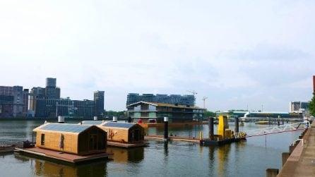 Le case galleggianti più belle del mondo
