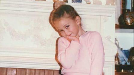 Le foto di Diletta Leotta da bambina