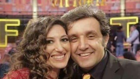 Le foto di Flavio Insinna e Adriana Riccio