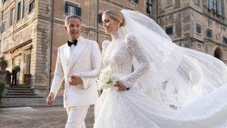Kitty Spencer, gli abiti da sposa per il matrimonio con Michael Lewis