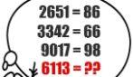"""Qual è il risultato giusto? Indovina il numero che va al posto del """"??"""""""