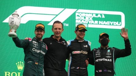 F1, le immagini del GP Ungheria