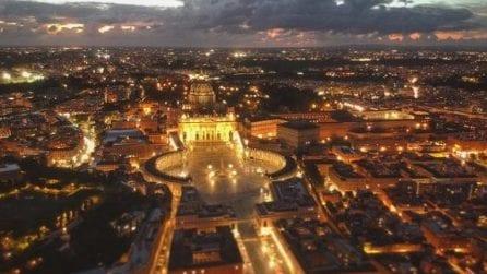 Le piazze più belle di Roma viste dall'alto