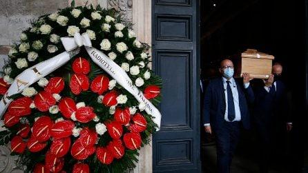 I funerali di Nicoletta Orsomando