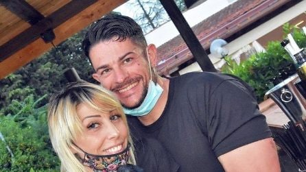 Le foto di Daniela Di Napoli ed Emiliano De Cesaris