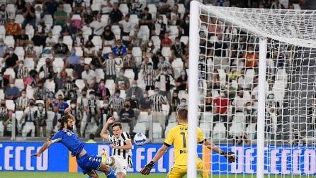Juventus-Empoli, le immagini della 2a giornata di Serie A