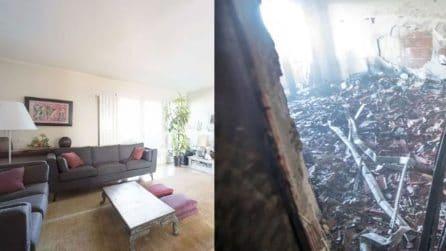 Incendio Milano, le foto degli interni del grattacielo: il prima e dopo