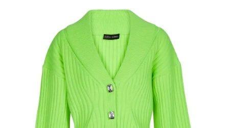 Gli abiti e gli accessori fluo per l'autunno 2021