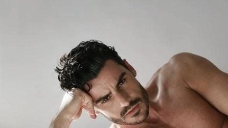 Le foto di Andrea Casalino, concorrente del GFVip 6