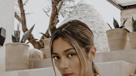 Le foto di Soleil Sorge, concorrente ufficiale del GFVip