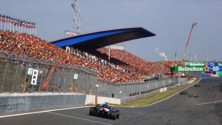 Le immagini del GP Olanda di Formula 1 2021 a Zandvoort