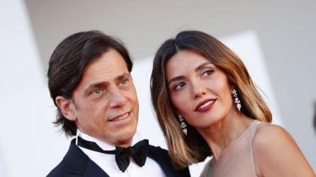 Le foto di Serena Rossi e Davide Devenuto a Venezia78