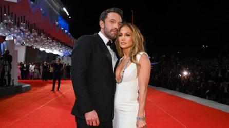 Jennifer Lopez e Ben Affleck innamorati a Venezia: i Bennifer confermano il loro ritorno
