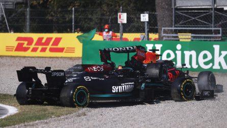 Formula 1, le immagini del Gran Premio di Monza