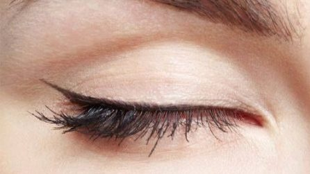Kitten eye liner