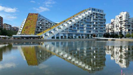 Copenhagen in bici: 10 architetture da non perdere