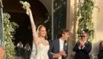 Miriam Leone, gli abiti da sposa per il matrimonio con Paolo Carullo