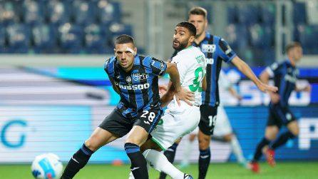 Le immagini di Atalanta-Sassuolo, 5a giornata di Serie A
