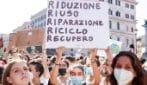 Sciopero globale per il clima, a Roma 5 mila persone in piazza