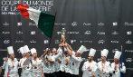 Italia ancora campione, a noi il titolo mondiale per la migliore pasticceria