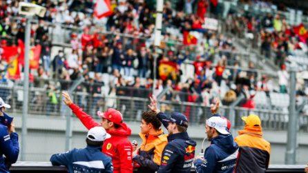 Le immagini del GP di Russia 2021 della Formula 1 a Sochi