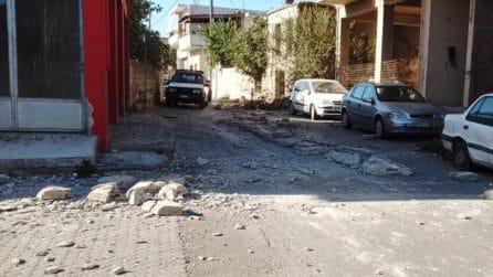 Terremoto in Grecia, scossa di magnitudo 6.5 a Creta: crolli nei centri più antichi
