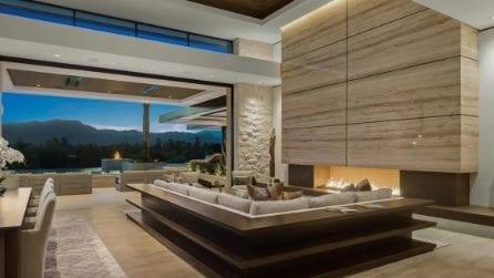 Gli interni della villa di Tim Cook da 10 milioni di dollari