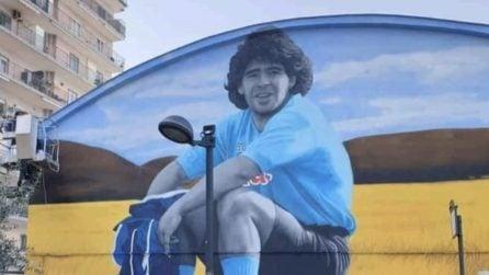 I murales più belli di Napoli: da Maradona a Totò, passando per Sophia Loren e Troisi
