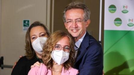 Gaetano Manfredi sindaco di Napoli: le foto della vittoria