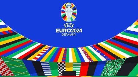 EURO 2024, presentato il logo ufficiale e le città ospitanti