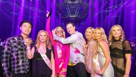 L'addio al nubilato di Paris Hilton