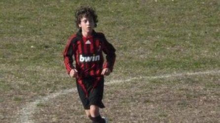 Dalle giovanili del Milan è diventato una colonna della prima squadra