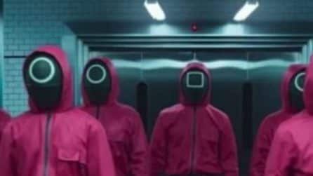 Cosa significano i simboli in Squid Game: perché le guardie hanno disegni geometrici sul volto