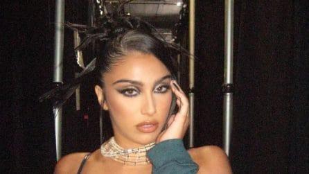 I 25 anni di Lourdes Leon Ciccone: lo stile irriverente della modella