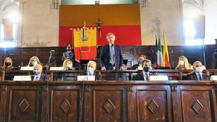 Comune Napoli, tutti i nuovi assessori della giunta Manfredi
