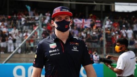Il GP USA 2021 di Formula 1 ad Austin: le immagini della gara